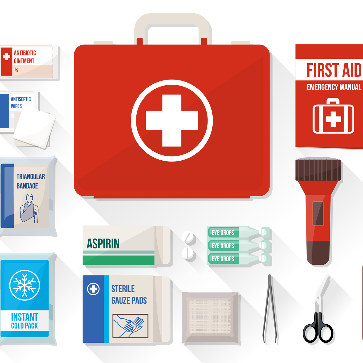 Glow Fire Protection First Aid