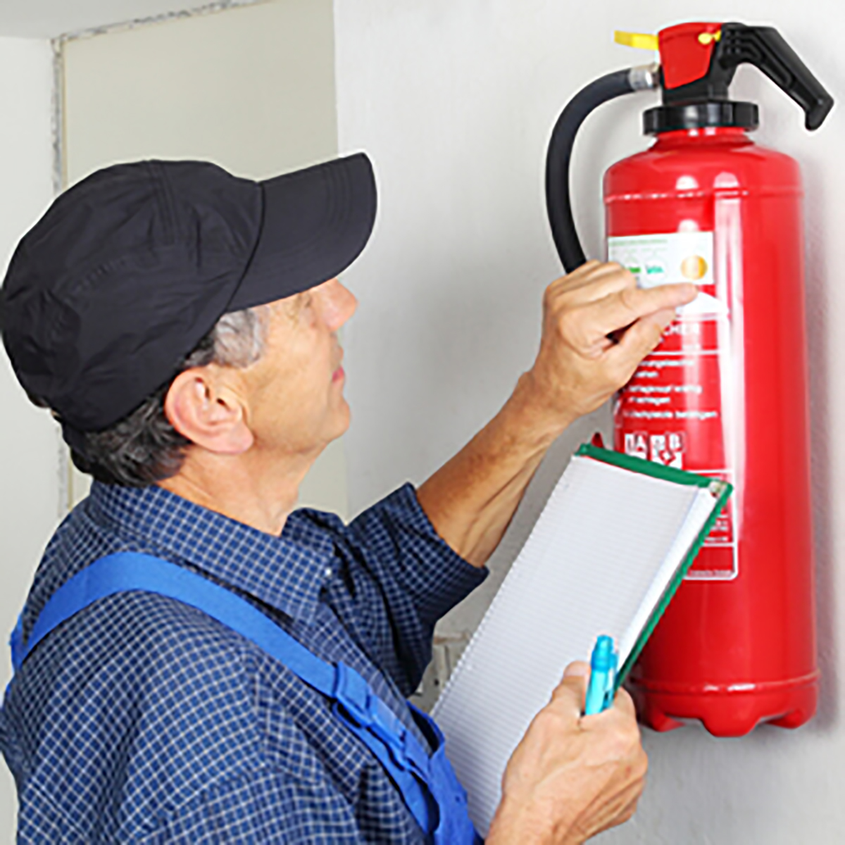 Glow Fire Protection Fire Extinguishers